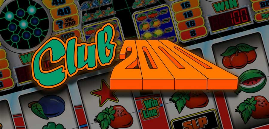 Benieuwd naar de Club 2000 gokkast van Stakelogic? Lees dan snel deze review over de Club 2000 en ontdek waar je hem het beste kunt spelen!