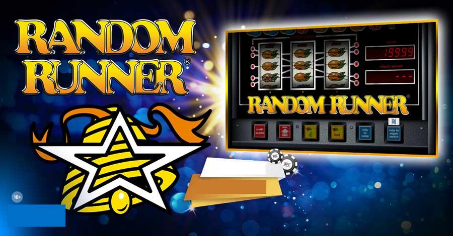 Benieuwd naar de Random Runner gokkast van Stakelogic? Lees dan snel deze review over de Random Runner en ontdek waar je hem het beste kunt spelen!