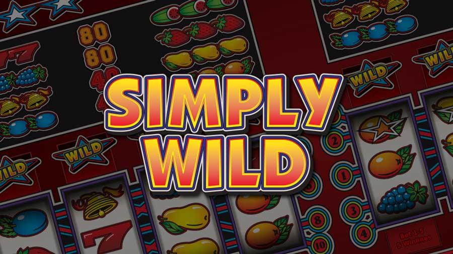 Simply Wild Review: razend populaire gokkast | Gokkastcasino.eu